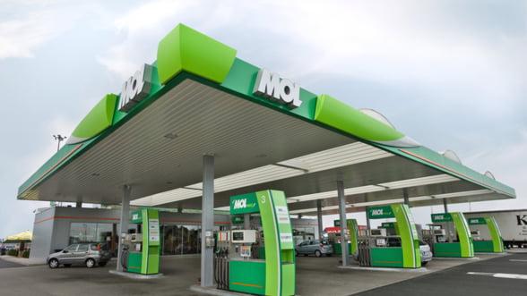 MOL Romania: Vanzarile de carburanti au crescut cu 4% in 2012