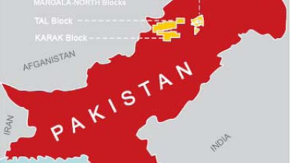 MOL a descoperit noi resurse de petrol in Pakistan