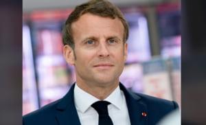 """Macron indeama UE sa actioneze """"cat mai rapid"""" impotriva terorismului online"""