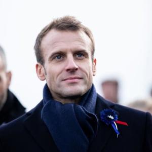 Macron promite reconstruirea Catedralei Notre-Dame in cinci ani