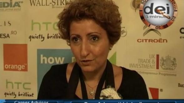 Madalina Uceanu, senior hr advisor Career Advisor