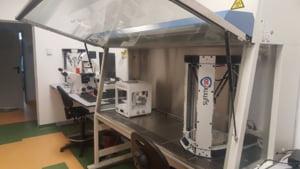 Made in Romania: Imprimanta 3D care printeaza organe - Ar putea ajuta si bolnavii de cancer
