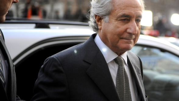 Madoff: Tot ce fac eu e o mare minciuna
