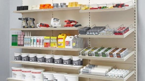 Magazinul online rafturionline.ro ofera rafturi metalice pentru utilizarea eficienta a magazinului si pentru un nivel ridicat de vanzari