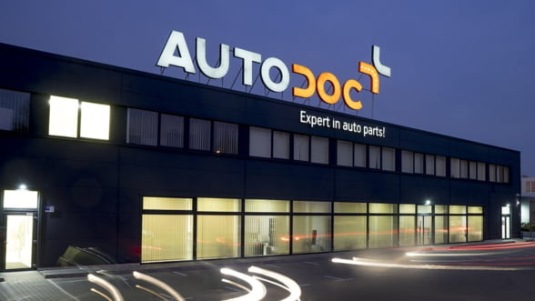 Magazinul specializat in piese auto AUTODOC a depasit 600 milioane EUR in vanzari dupa al treilea trimestru