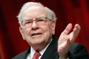 Magnatul Warren Buffett a demisionat din Fundatia lui Bill si Melinda Gates