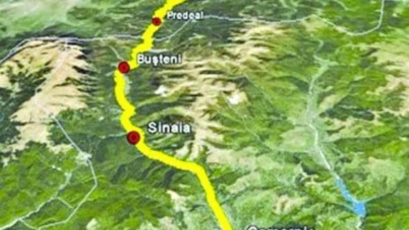 Mai multe banci internationale, interesate sa finanteze autostrada Comarnic-Brasov