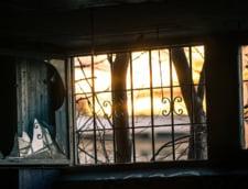 Mai multe case din Pipera au fost sparte in noaptea de Inviere. S-a actionat la pont, iar paza era precara