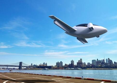 Mai rapid decat elicopterul tau personal si mult mai sigur. Esti gata sa-ti iei un Lilium? (Video)