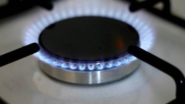 Majorarea pretului la gaze pentru consumatorii casnici a fost oficial amanata