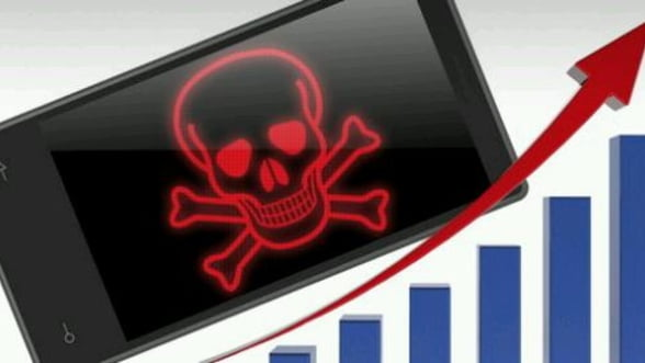 Malware: plus 20% pe computere, plus 2500% pe Android