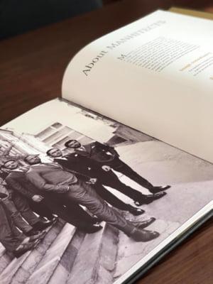 Manhitects lanseaza primul album despre costumul barbatesc: The Art of the Suit