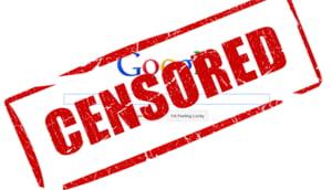 """Marea """"indepartare"""" de pe Google: Un pedofil si un politician vor sa dispara de pe Internet"""