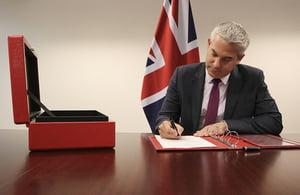 Marea Britanie a abrogat Actul de aderare la Uniunea Europeana: Nu exista cale de intoarcere