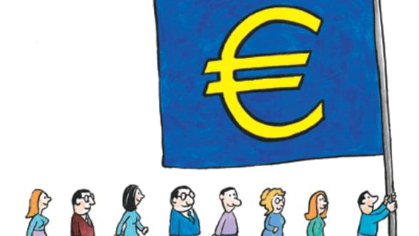 Marea Britanie ameninta sa blocheze uniunea monetara, daca nu obtine concesii