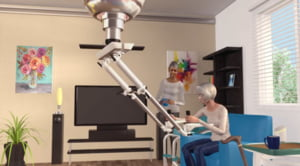 Marea Britanie investeste in roboti care sa ingrijeasca batranii