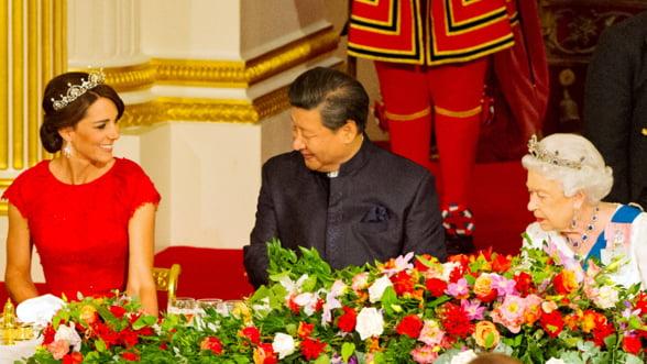 Marea Britanie orbiteaza in jurul Chinei: Beijingul a inclus Londra pe harta Noului Drum al Matasii