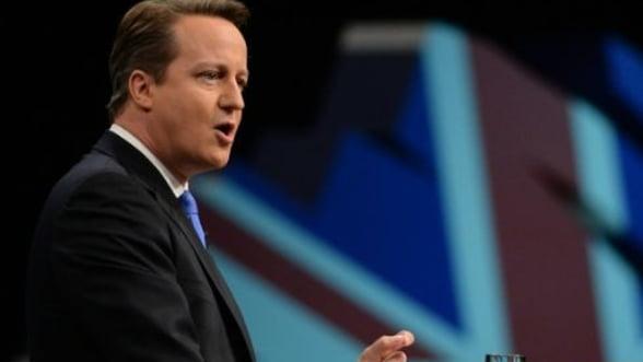 Marea Britanie refuza categoric refugiatii si risca sa-si piarda dreptul de veto in UE