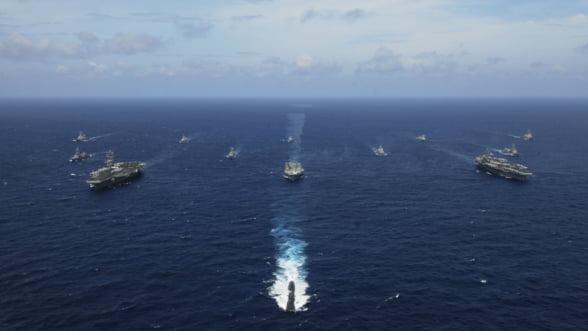 Marea Chinei de Sud, butoiul cu pulbere al Asiei. SUA, speriate de inarmarea masiva din regiune