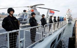 Marea Chinei de Sud a inceput sa fiarba: Chinezii simuleaza razboiul electronic si lupta pe mare