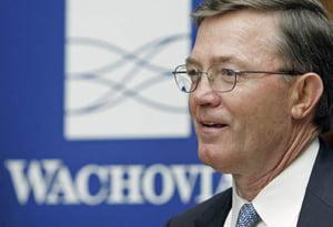 Mari banci americane sunt interesate de preluarea Wachovia Corp