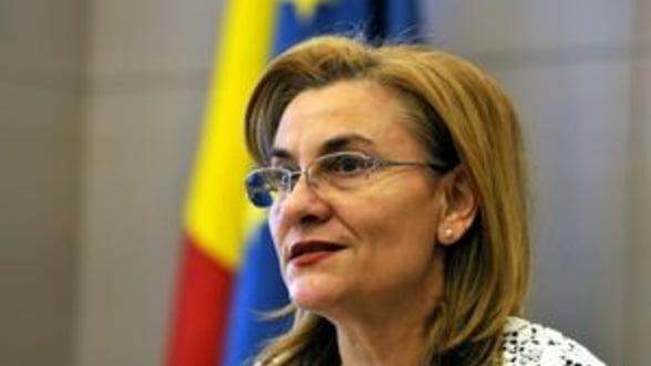 Maria Grapini: Turismul balnear si cultural, prioritati pentru 2013