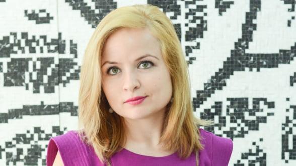Mariana Bradescu, despre afaceri de neclintit pe timp de criza