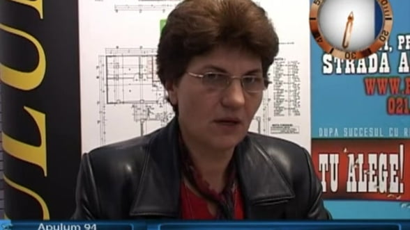 Mariana Solovei, project manager Apulum 94