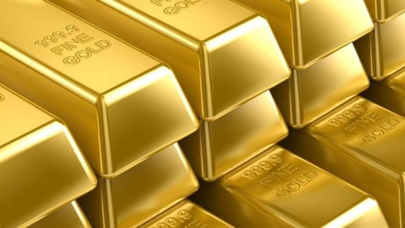 Marii producatori de aur au pierdut 169 de miliarde de euro din 2011