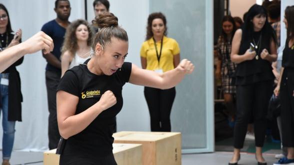 Marile companii isi rasfata angajatii cu fitness la birou, programe de slabit si de nutritie. Se intampla si in Romania!