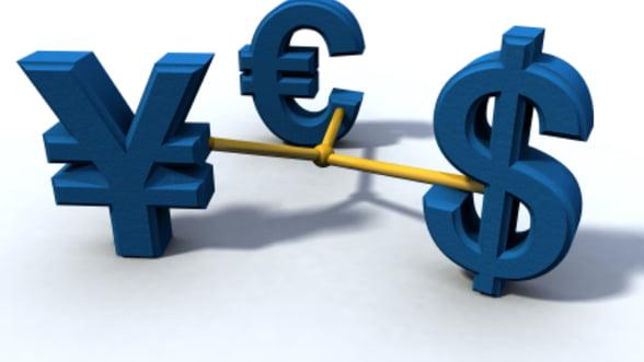 Marile puteri sunt in pragul unui razboi valutar