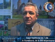 Marin Avramica, director general Compania Judeteana de Turism Hunedoara