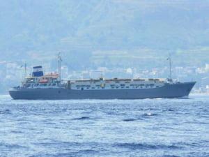 Marinarii de pe o nava retinuta in Portul Midia si-au primit salariile dupa sase luni si au fost repatriati