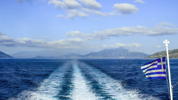Marinarii greci au pus capat grevei dupa ce au obtinut o majorare salariala de 2%