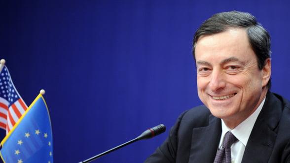 Mario Draghi, BCE: Masurile impotriva crizei au functionat
