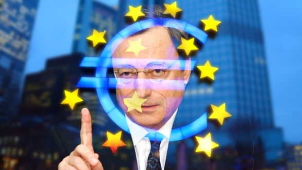 Mario Draghi: Perspectivele economiei mondiale se inrautatesc tot mai mult