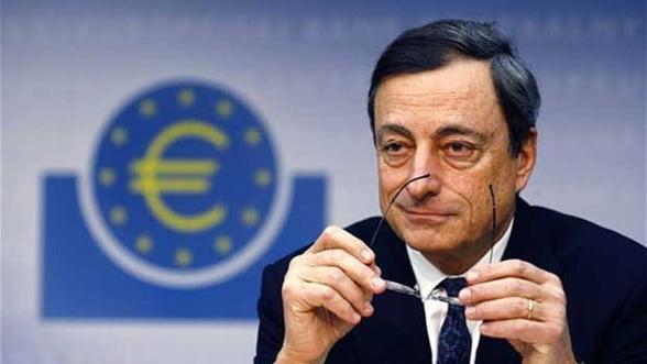 Mario Draghi: Programul de achizitie de bonduri al BCE a detensionat deja situatia