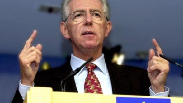 Mario Monti: Spania ar putea reaprinde criza datoriilor de stat
