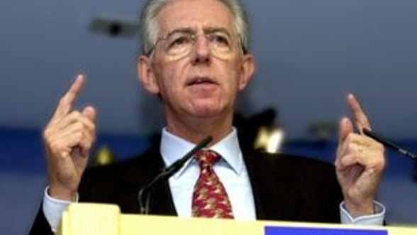 Mario Monti, favorit la succesiunea lui Berlusconi, numit senator pe viata