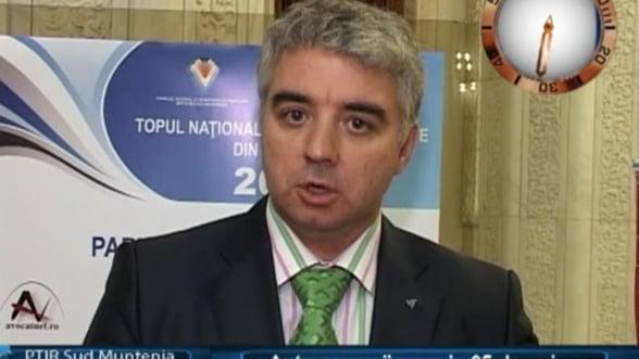 Marius Andra, presedinte PTIR Sud Muntenia