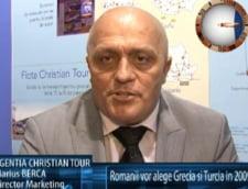 Marius Berca, marketing manager CHRISTIAN TOUR