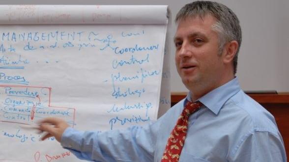 Marius Bostan, Fundatia Nationala a Tinerilor Manageri: Romania poate cheltui fondurile europene alocate pana la finalul lui 2015