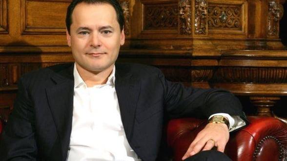Marius Ghenea: Imi propun sa lansez o a doua carte pe teme de antreprenoriat, in 2013