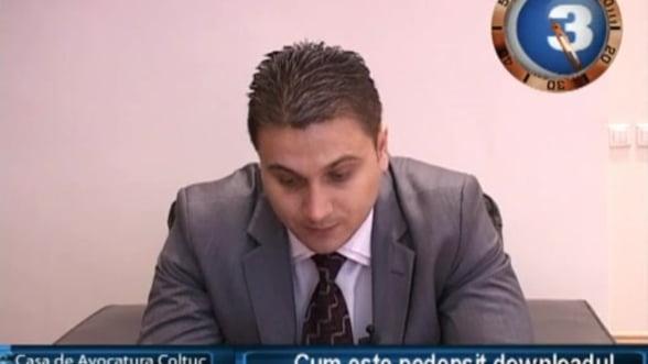 Marius Vicentiu Coltuc, avocat Casa de avocatura Coltuc
