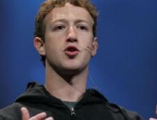 Mark Zuckerberg, cel mai iubit sef de companie