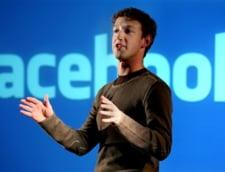 Mark Zuckerberg, cel mai puternic om din media britanica
