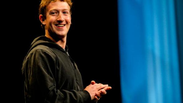 Mark Zuckerberg a devenit inventator