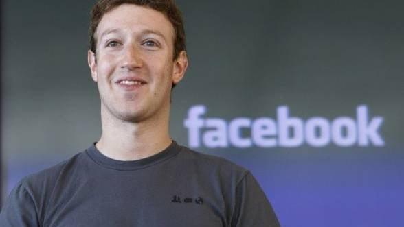 Mark Zuckerberg este cel mai mare filantrop american, cu donatii de aproape un miliard de dolari