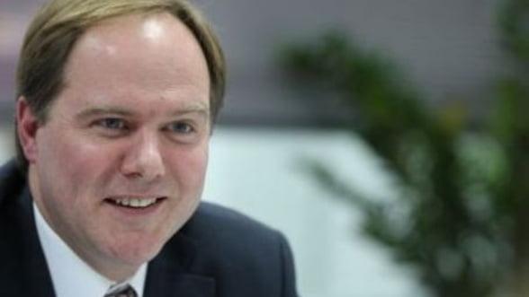 Martin Harris:Marea Britanie vrea sa-si gestioneze sectorul financiar