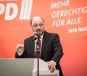 Martin Schulz: Daca as fi fost la voi, as fi iesit la proteste. I-am spus si lui Dragnea